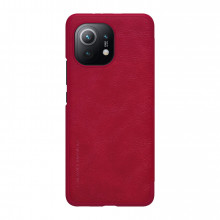 Nillkin Qin Book case for Mi 11 red