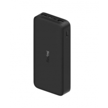 Xiaomi Mi Power Bank 20000mAh 18W negru