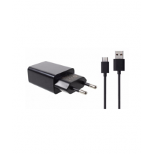 Xiaomi USB wall charger + USB-Type-C cable black