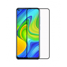 5D protection glass for Redmi Note 9