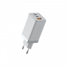 Baseus GaN Quick Travel Charger 65W white