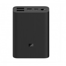 Xiaomi Mi Power Bank 3 Ultra Compact 10000mAh black