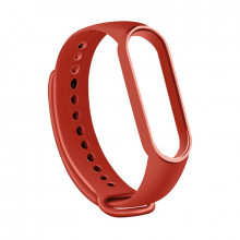 RhinoTech strap for Mi Band 5 / 6 red