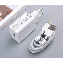 Xiaomi USB charger 22,5W MDY-11-EP + USB-Type-C cable white